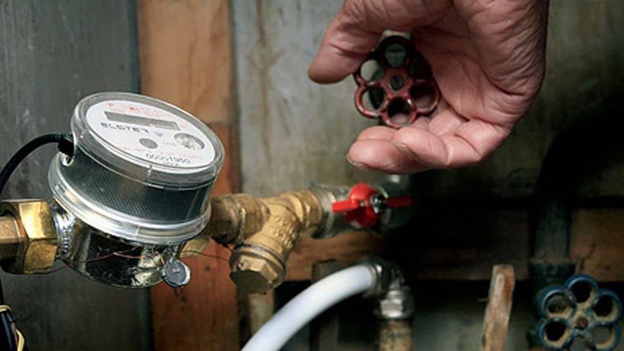 Причины поломок и порядок замены водяных счетчиков
