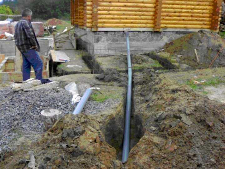Выгребная яма: санитарные нормы, расстояние от дома, скважины, колодца, расположение выгребной ямы на участке, расстояние сливной ямы от дома, нормативы и требования, фото и видео примеры