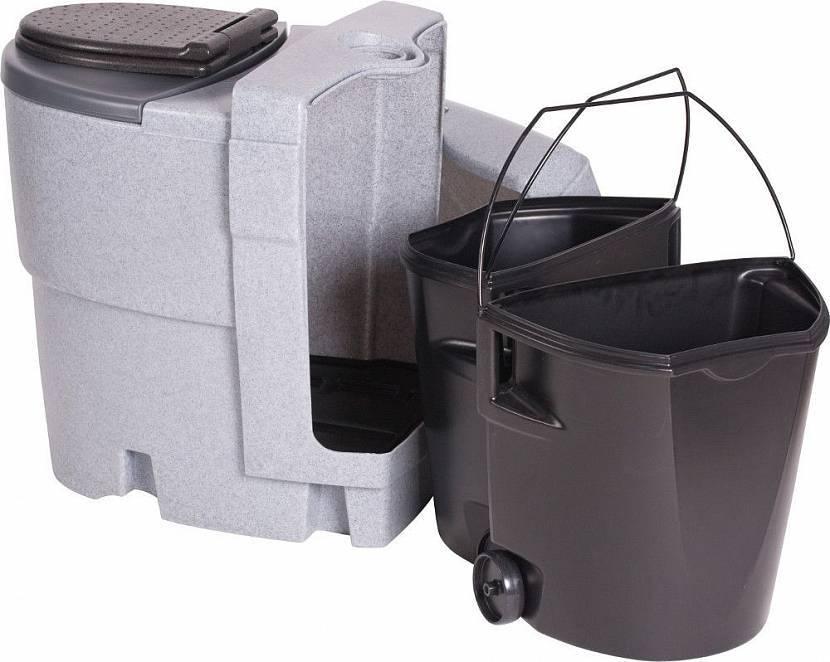 Торфяной туалет или биокомпостирование, как альтернатива канализации для загородного дома