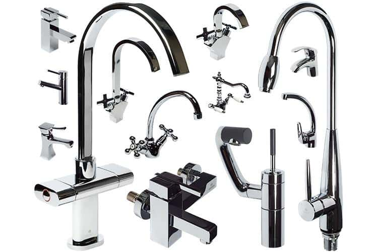 Водопроводные краны: Виды и особенности конструкции смесителя- Советы +Фото и Видео