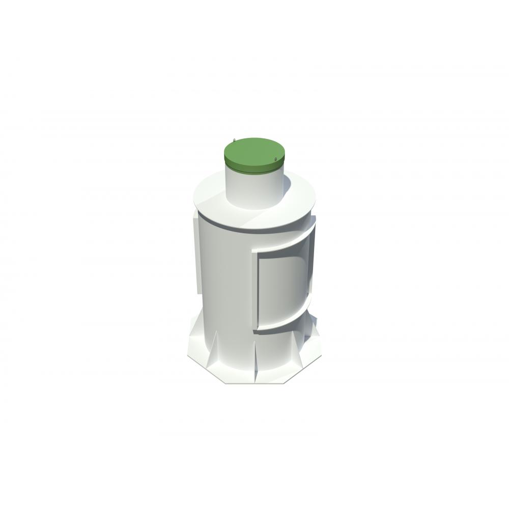 Септик тополь – надежная система очистки сточных вод по оптимальной цен