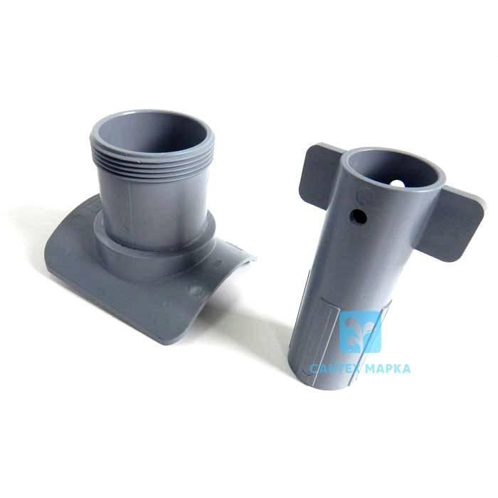Как правильно врезаться в канализационную пластиковую трубу