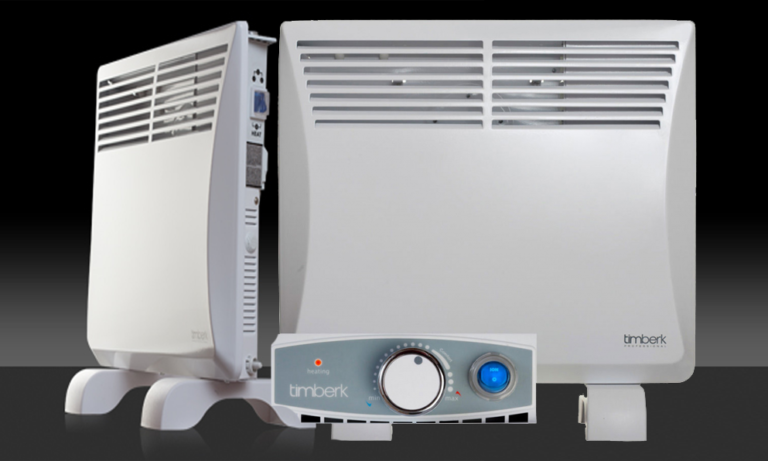 Конвектор электрический. отопление помещения электричеством.