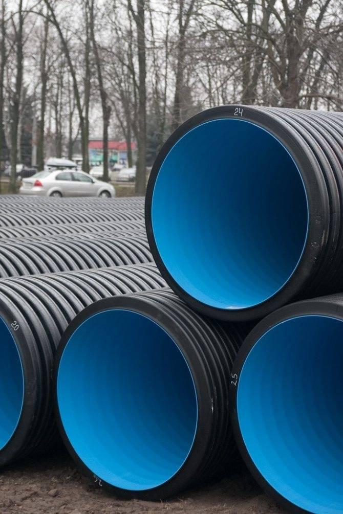 Пластиковые трубы для водопровода: размеры и диаметры, характеристики материалов