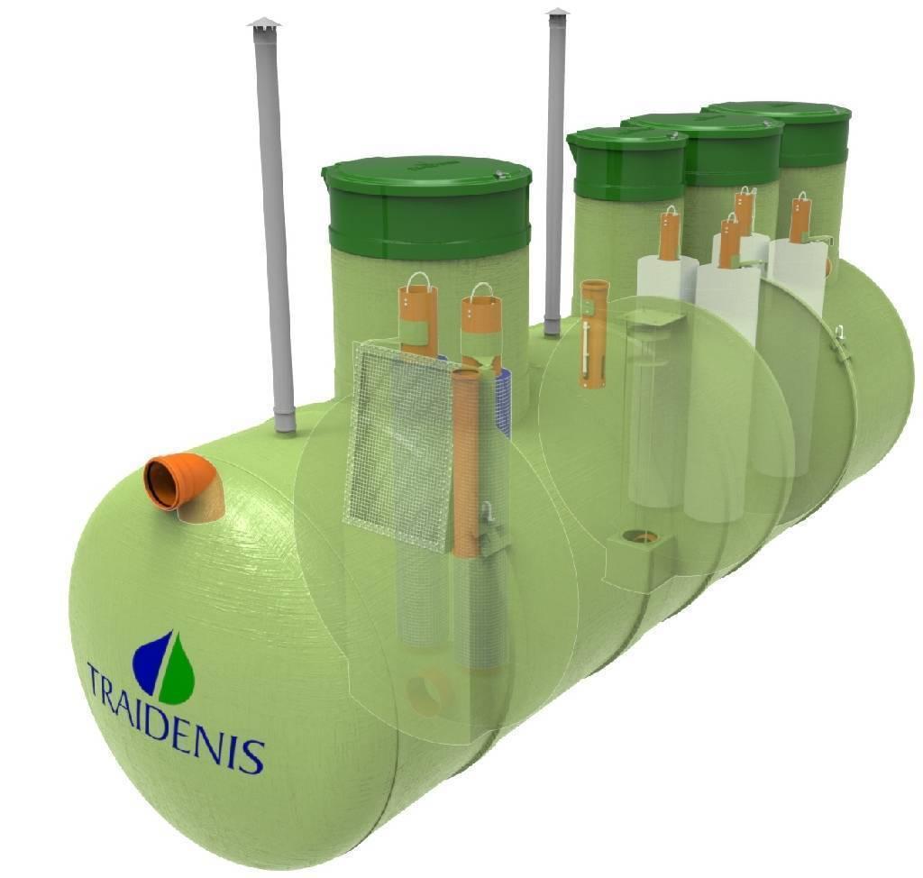 Очистка сточных вод от нефтепродуктов — нефтеловушки