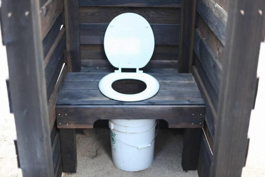 Торфяной туалет для дачи: как выбрать лучший