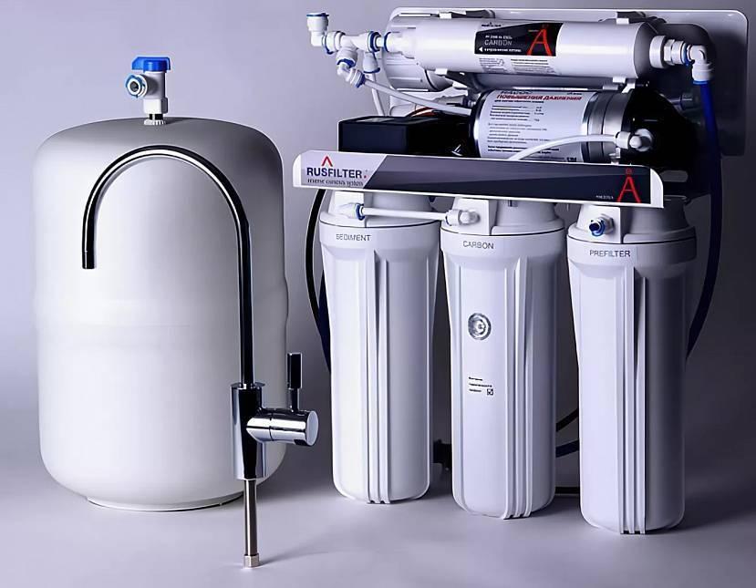 Фильтр для воды под мойку (10 лучших моделей)