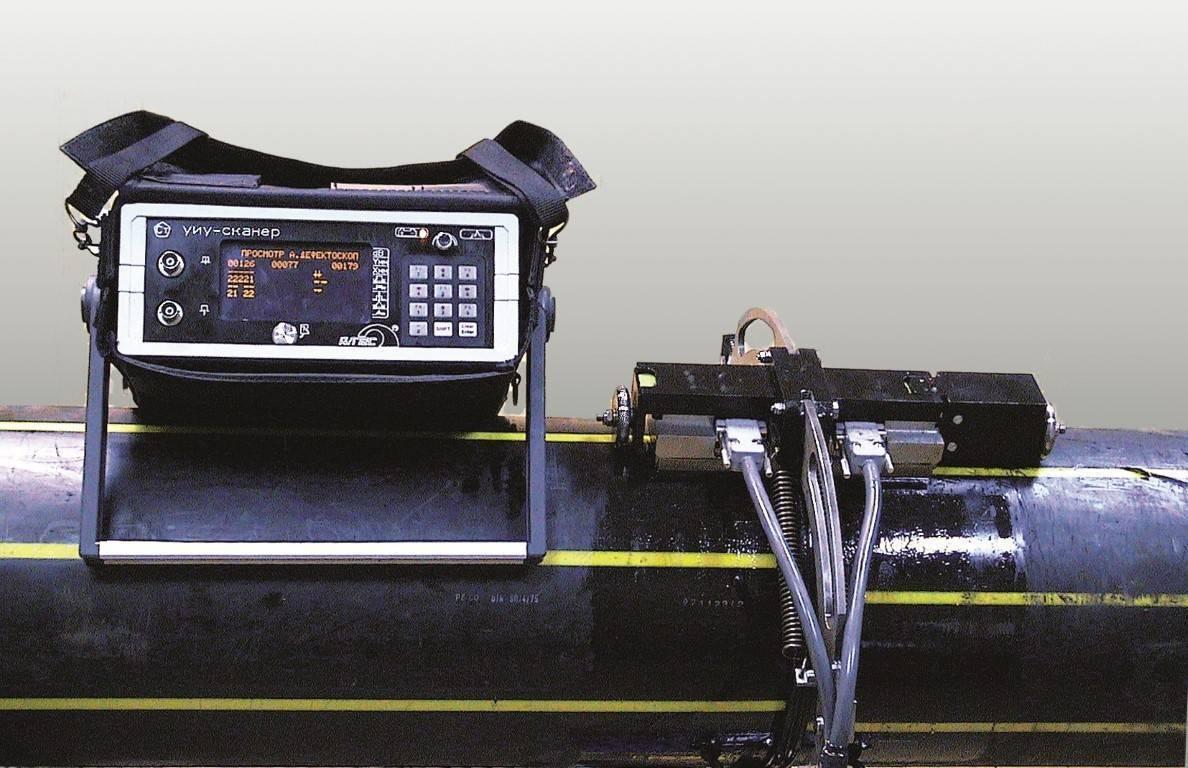 Радиографический контроль сварных швов