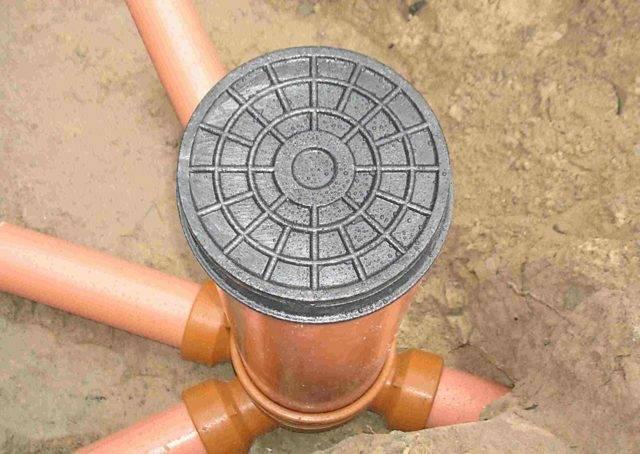 Устройство канализационного колодца по снипу: перепадного, видео-инструкция по монтажу канализации своими руками, фото
