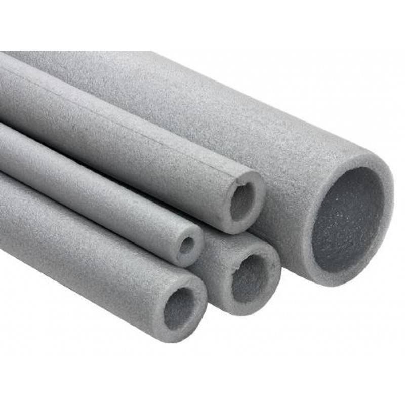 Утеплитель для труб канализации — разновидности и сфера применения