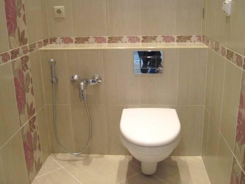 Гигиенический душ для унитаза как установить правильно: выбор оборудования и инструкция по монтажу