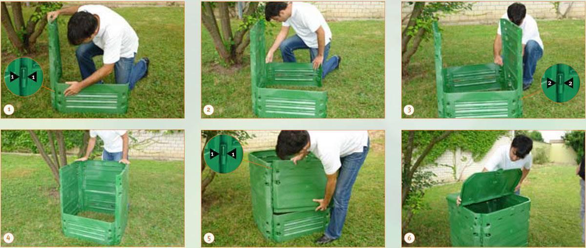 Как сделать компост быстро и правильно, в том числе в мешках и ящиках