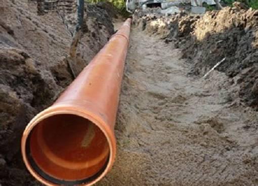 Трубы канализационные для наружной канализации — какие лучше трубы для наружной канализации — про канализацию