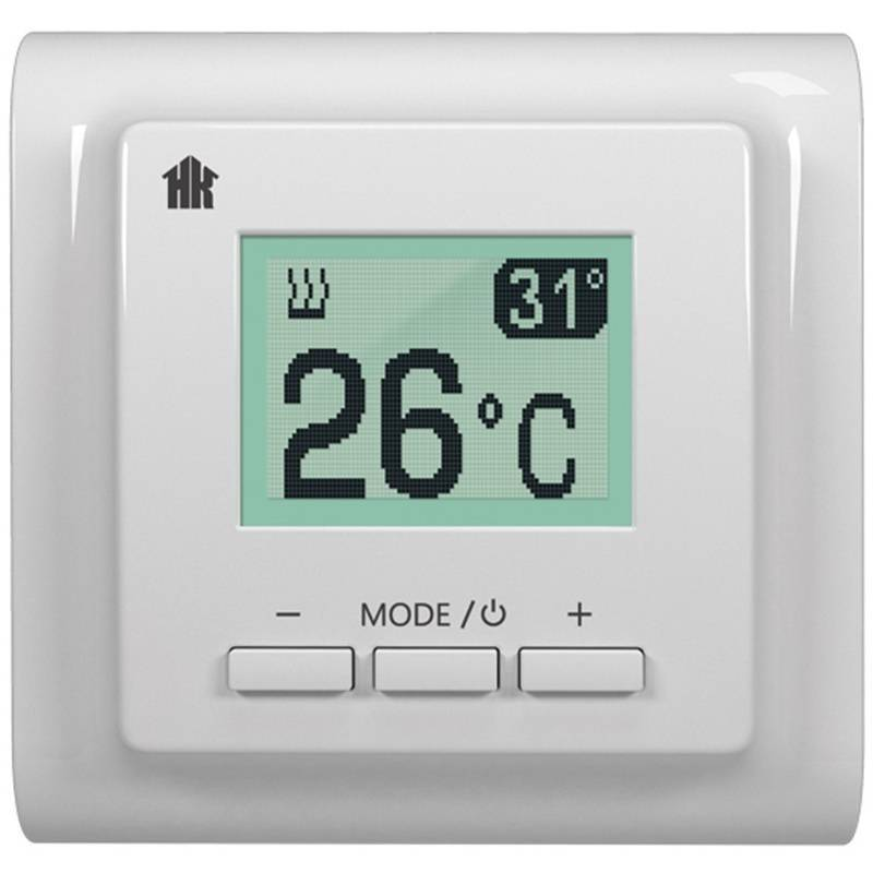 Терморегулятор для водяного теплого пола: функции и виды- Обзор +Видео