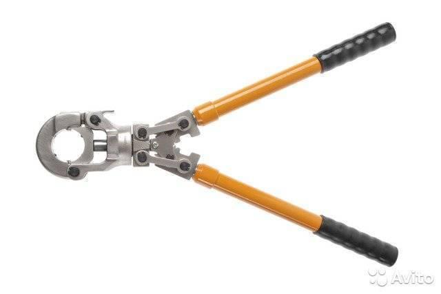 Пресс для металлопластиковых труб: виды иснтрумента, как выбрать и как использовать