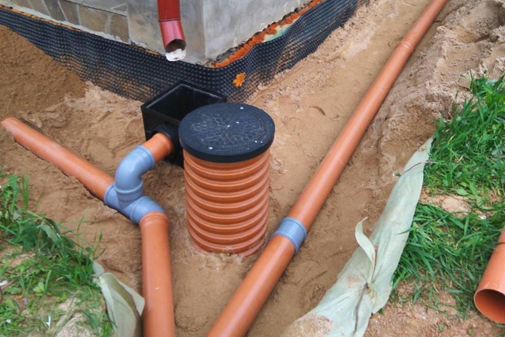 Правила прокладки канализационных труб