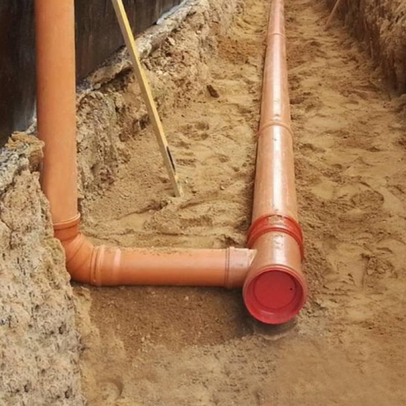 Прокладка наружного трубопровода: порядок действия, нюансы укладки труб