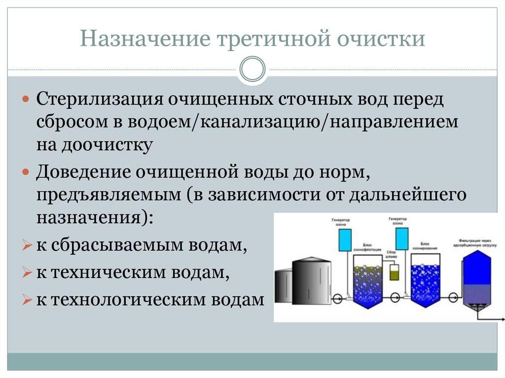 Биологическая очистка сточных вод: методы и станции