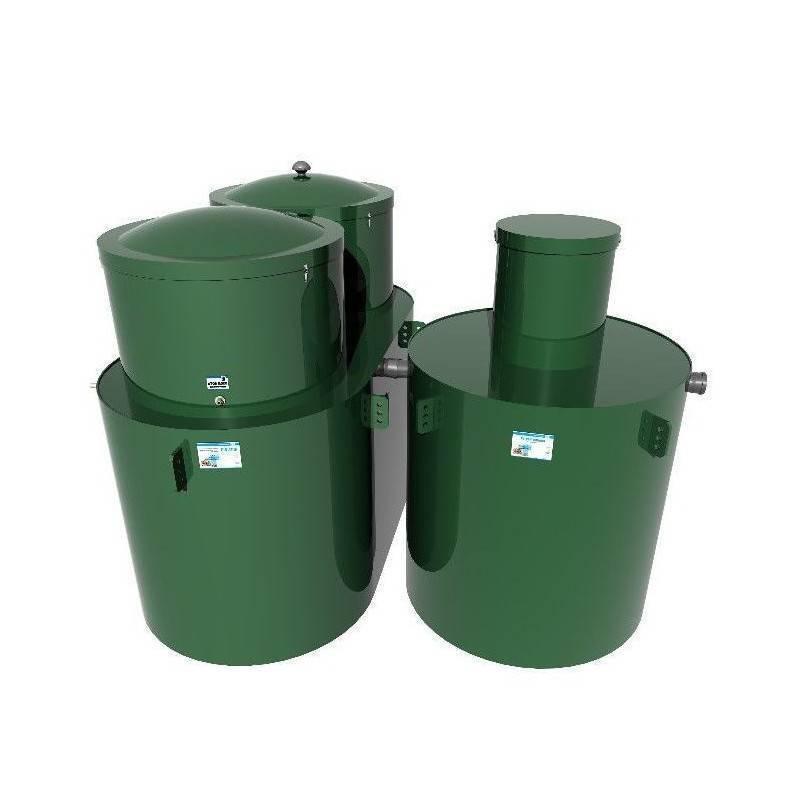 Alta bio 10. биосептик. автономная канализация без запаха! гарантированно!