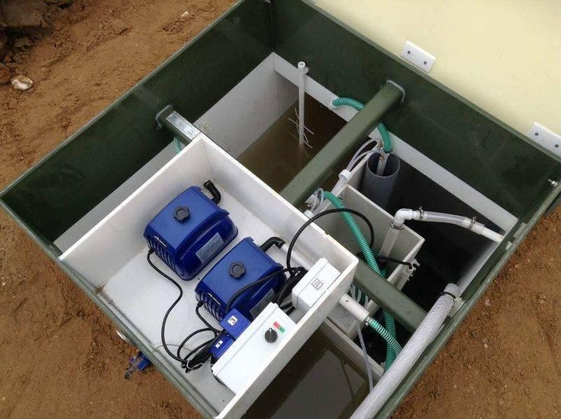 Принцип работы септика топас: принцип действия автономной канализации топас, как работает, схема работы