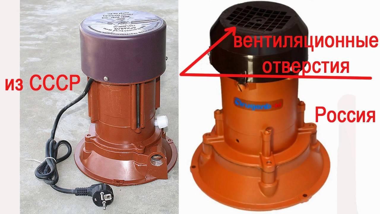 Технические характеристики погружных насосов для скважины: основные параметры устройств