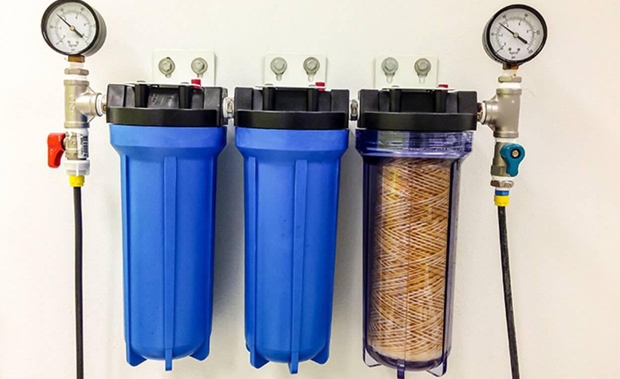 Какой фильтр для очистки воды лучше выбрать для использования дома
