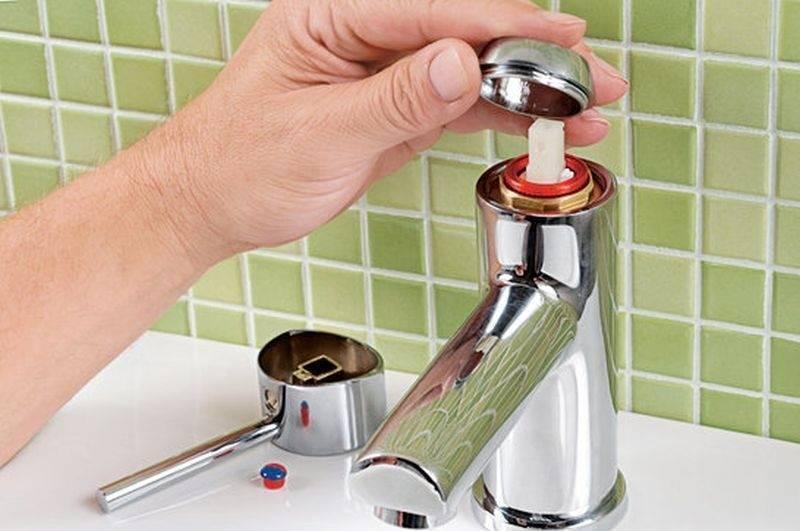 Вот как починить кран на кухне. мастер-класс – в курсе жизни