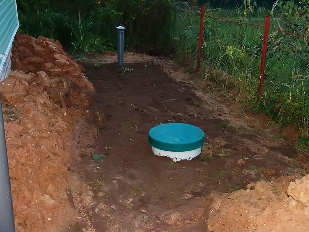 Септик «топас»: как отвести очищенную воду при глинистом грунте