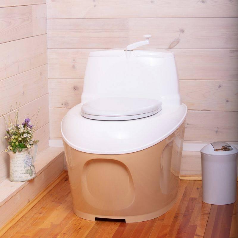 Виды биотуалетов для дачи без запаха и откачки, как пользоваться и выбрать