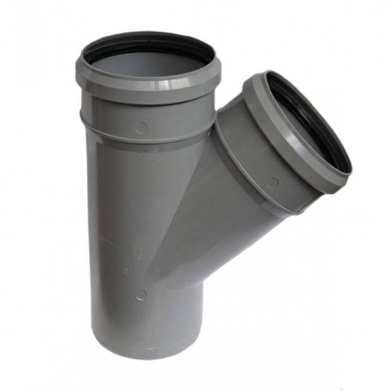 Монтаж канализации из пластиковых труб: устройство системы | ремонт и дизайн ванной комнаты