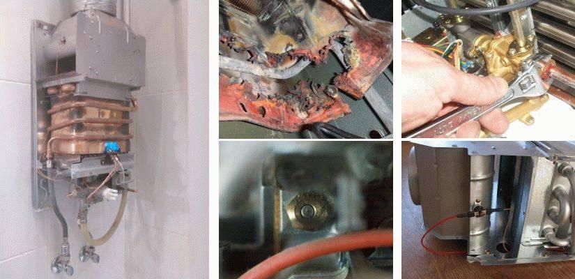 Как зажечь газовую колонку нева люкс 3208, 3212, 4011, 4511 и 5611 спичками, также инструкция на видео?