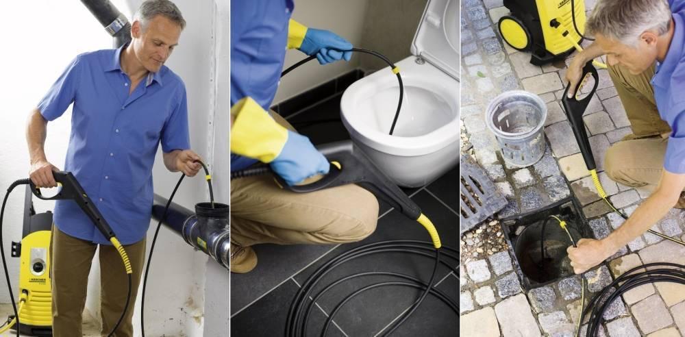 6 способов, как прочистить засор канализации в квартире и частном доме | строительный блог вити петрова