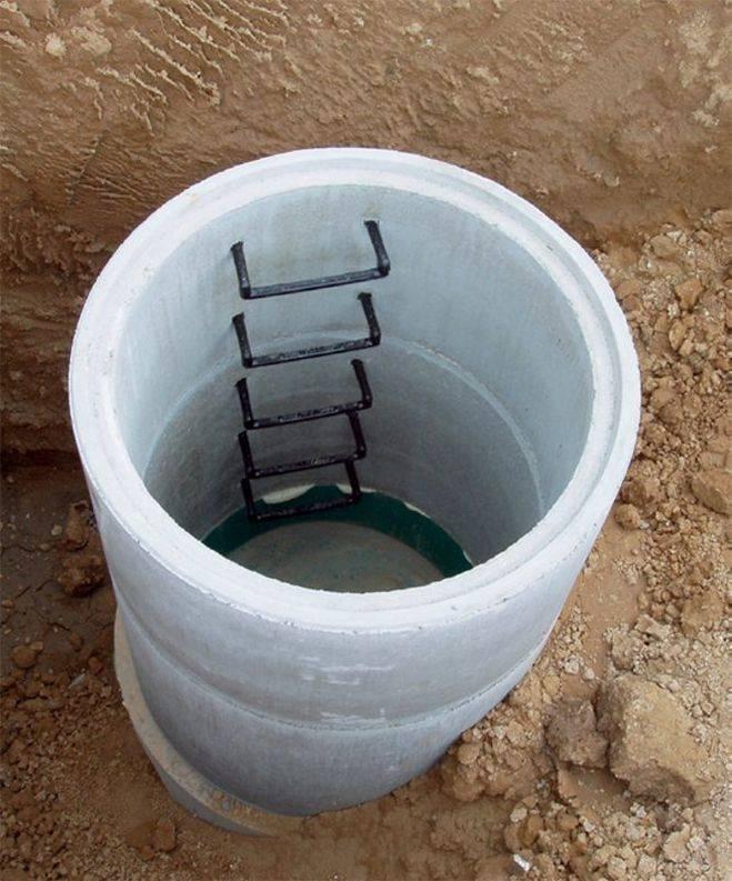 Преимущества использования пластиковых колец для колодца