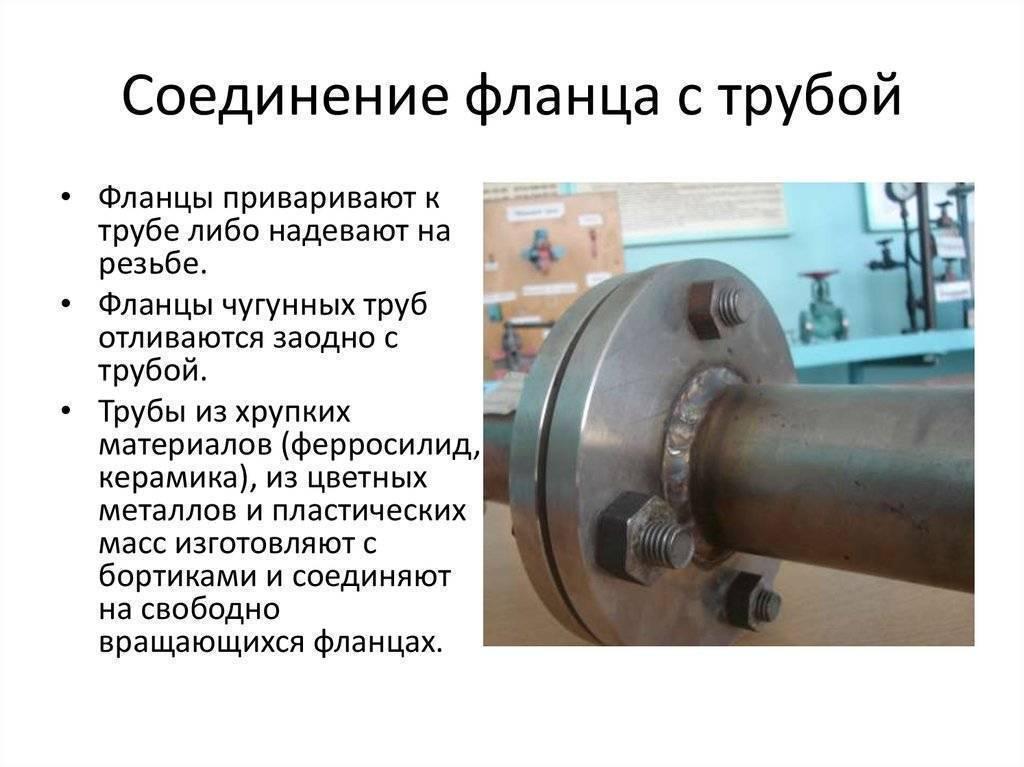 Фланец: это что такое, для чего нужно фланцевое соединение трубопроводов
