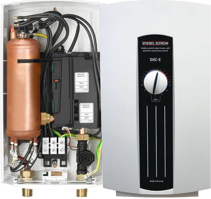 Выбираем электрический проточный водонагреватель: все важные параметры