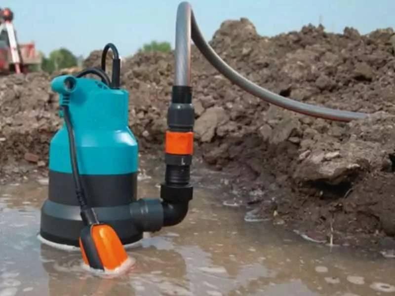 Насос для откачки воды из подвала или погреба: поверхностный или погружной — как выбрать? Виды +Фото и Видео