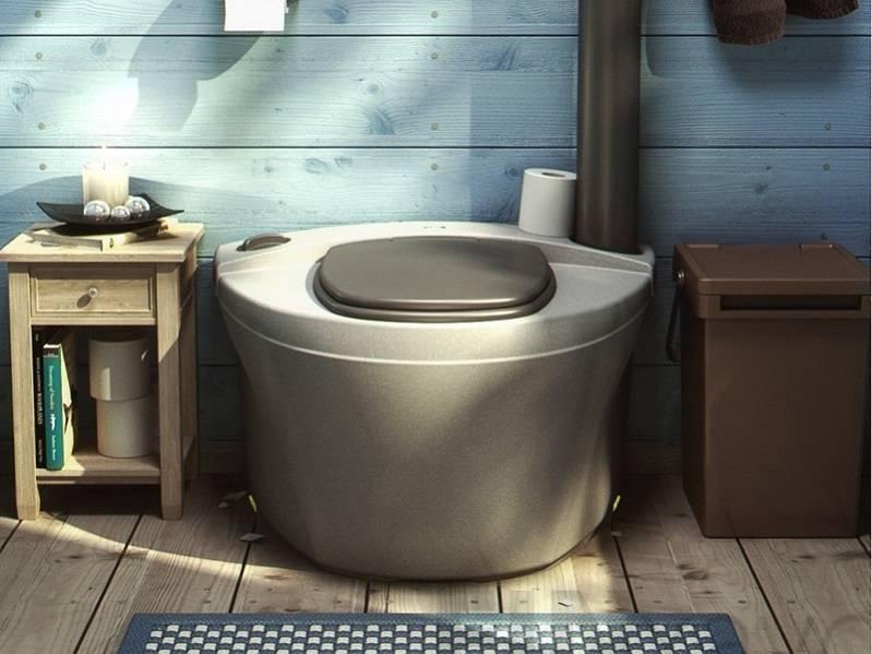 Компостирующие торфяные биотуалеты - все о канализации
