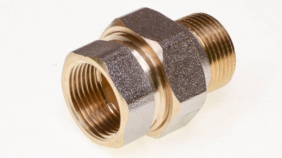 Накидные гайки: гост, «американка» 1/2 дюйма и других размеров для соединения трубопроводов и смесителя. что это такое?