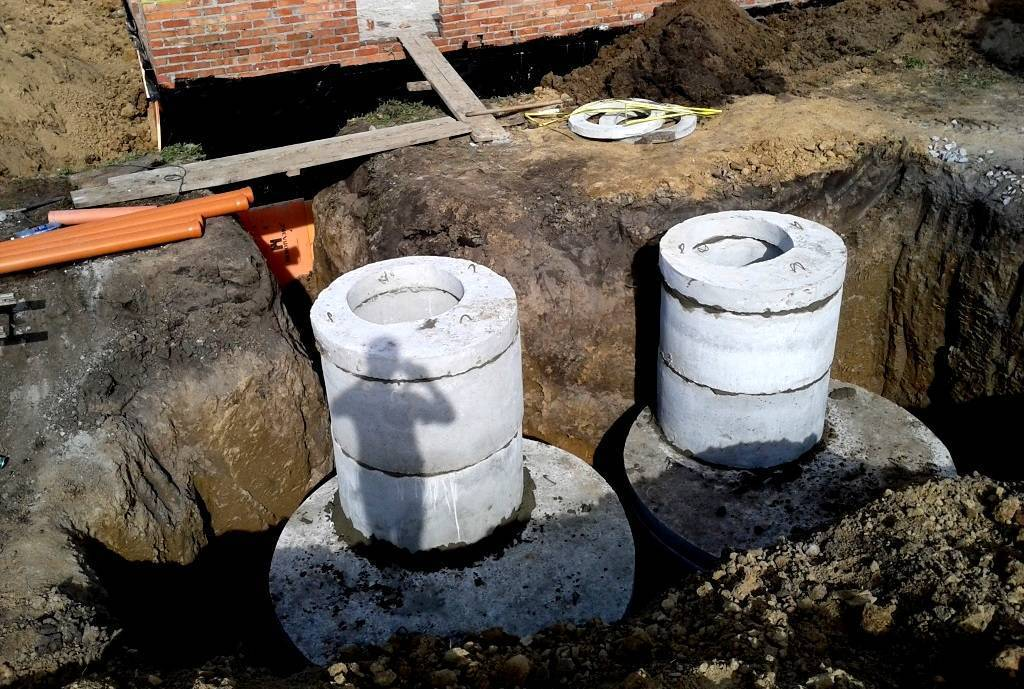 Как сделать септик из бетонных колец – технология и важные советы профи