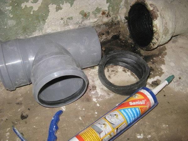 Чугунная канализация
