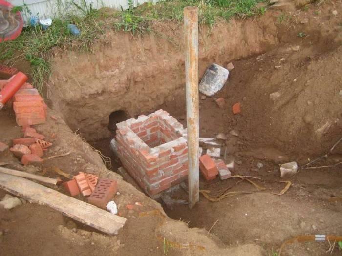 Септик для дома постоянного проживания из бетонных колец своими руками — пошаговая инструкция
