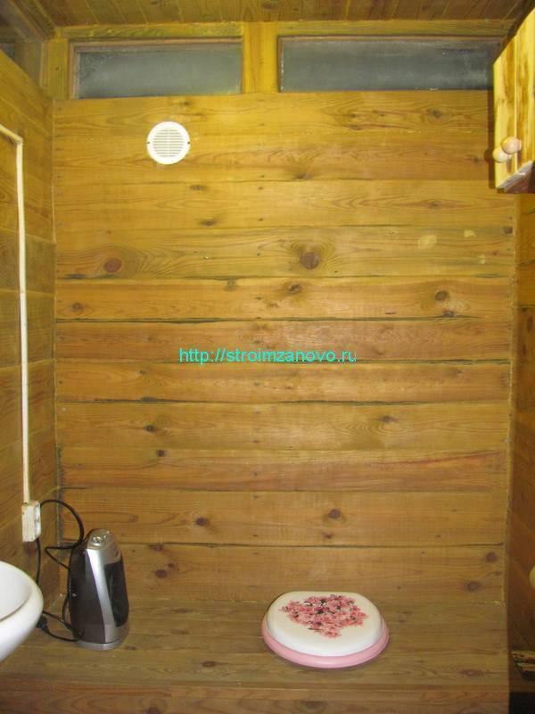 Как правильно подобрать и установить вентиляцию в туалете частного дома или дачного участка
