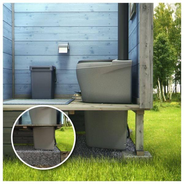 Как работает биотуалет: устройство и принцип работы дачного био туалета, какой лучше для дачи, домашний биотуалет на фото и видео
