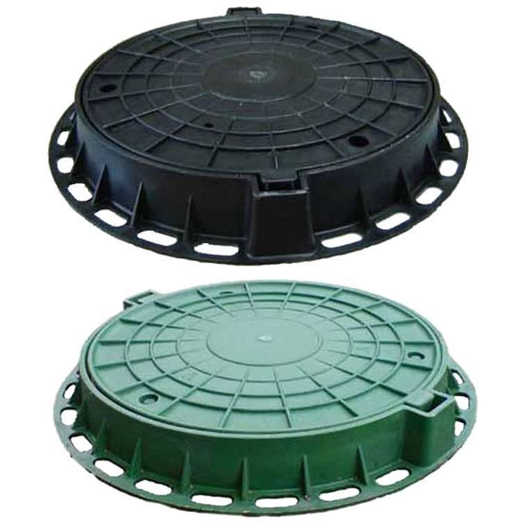 Люк канализационный полимерный: размеры, разновидности