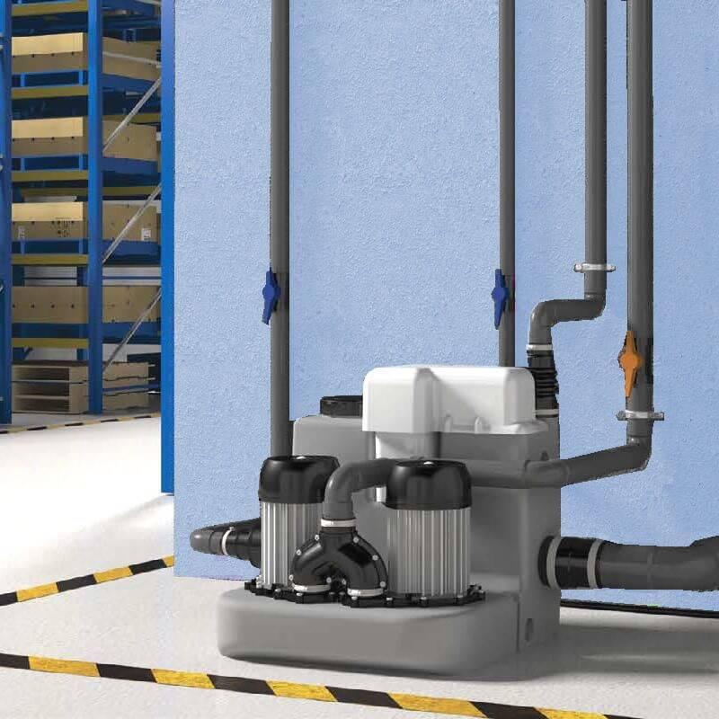 Промышленные насосы для перекачивания воды: классификация, особенности конструкции, принцип действия