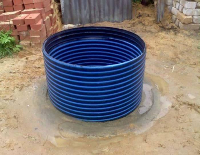 Пластиковые канализационные кольца: полимерные кольца для канализации, пластмассовые кольца из пластика пвх