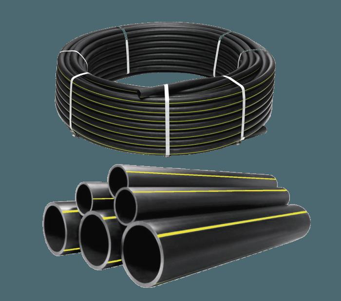 Диаметры полиэтиленовых труб