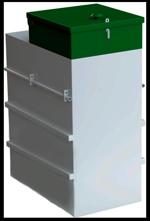 Септик тополь-20 (пр, long, long пр)