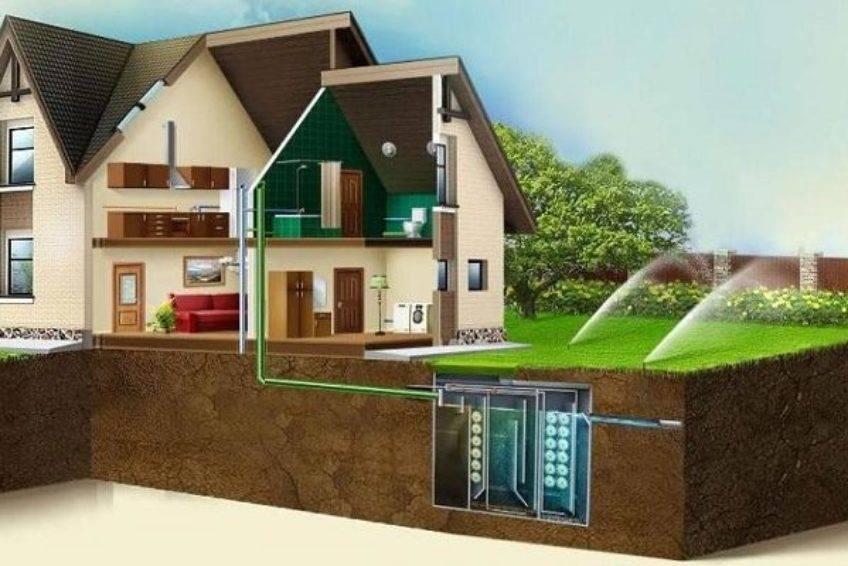 Автономный септик для частного дома - варианты устройства