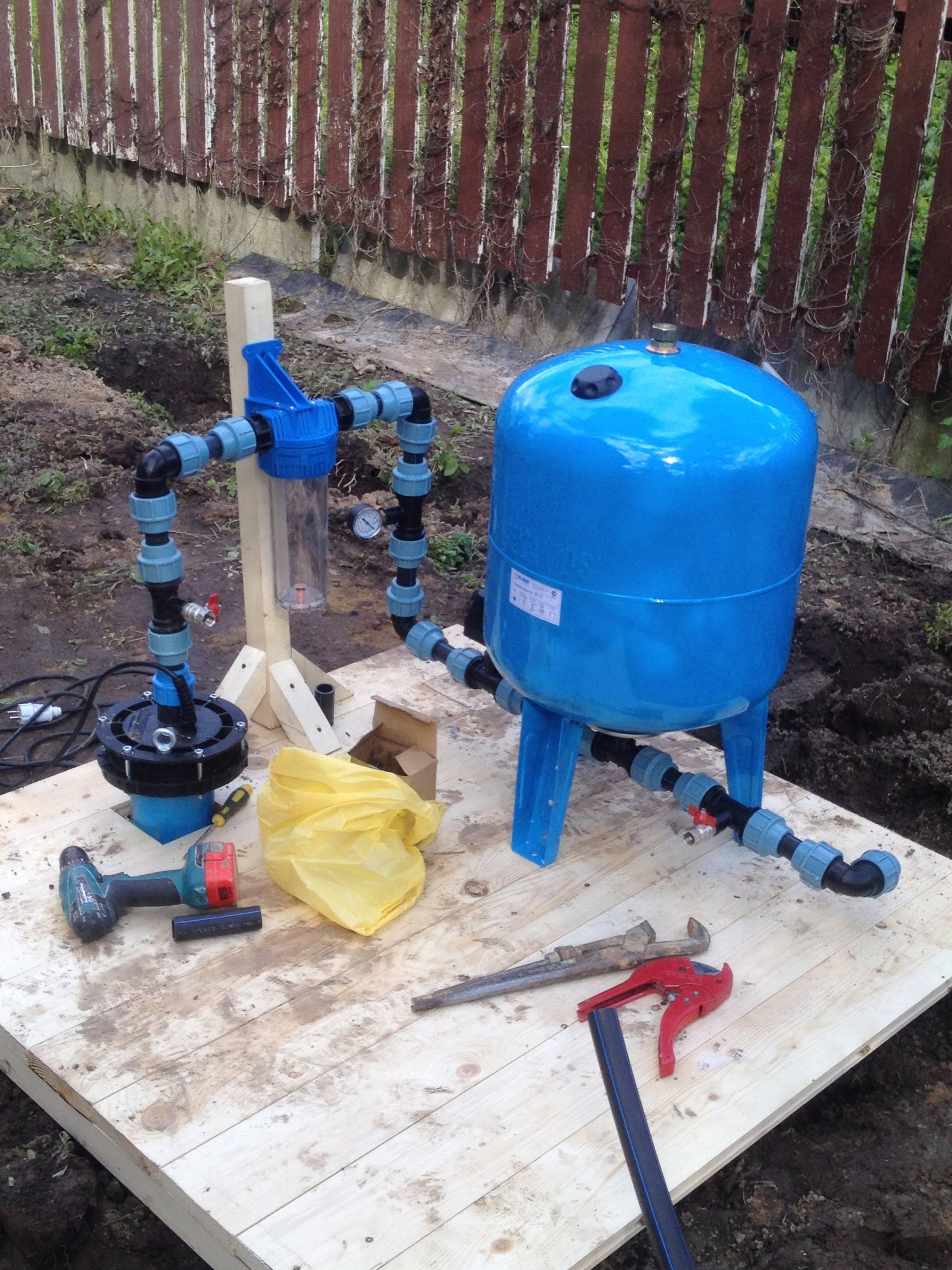 Скважины для воды - пошаговая инструкция по бурению и обустройству своими руками